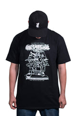 Tee - Outbreak Europe Official (Black)