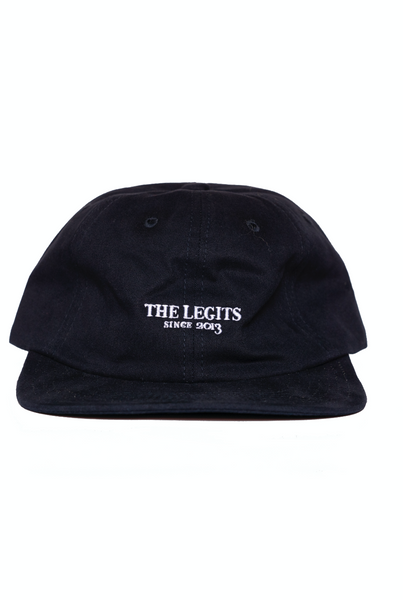 The Legits - Polo Hat (Navy Blue)
