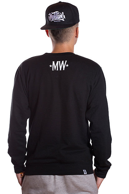 Sweater - Limited Edition Mustang Wanted x The Legits