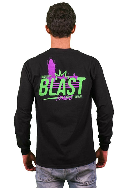 THE LEGITS BLAST PRAGUE 2020 - Long Sleeve Tee