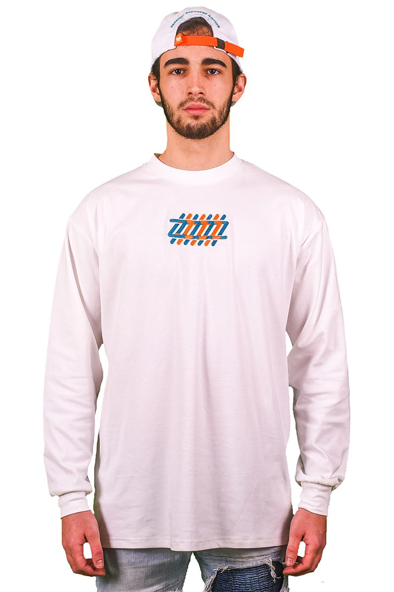 Long Sleeve - Spring 20 (White)