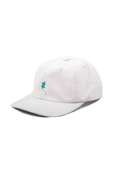 THE LEGITS - Spring 20 Six Panel Hat (White)