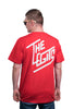 Tee - Diagonal (Red)