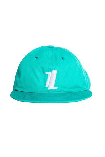 Mint Six Panel Hat front