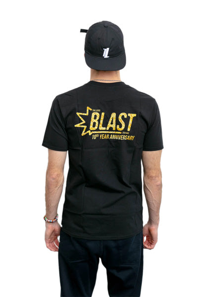 Tee - The Legits Blast 2019 (Black)
