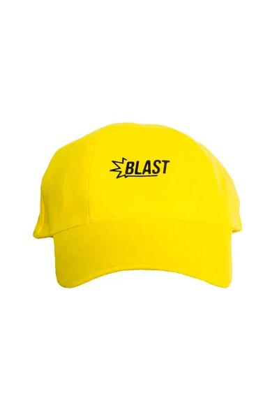 Yellow Blast Cap front