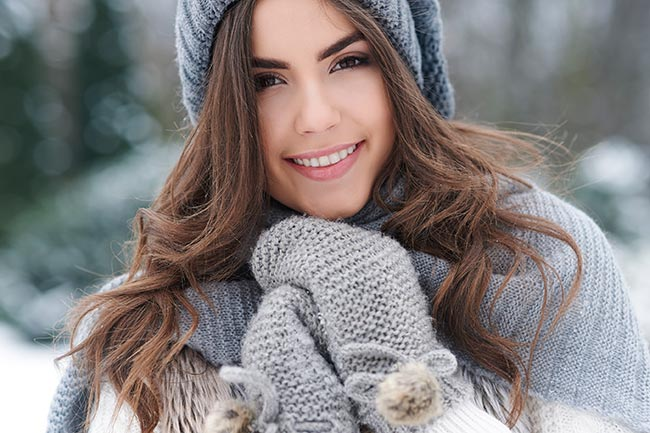 How to Keep Skin Hydrated During the Winter Months