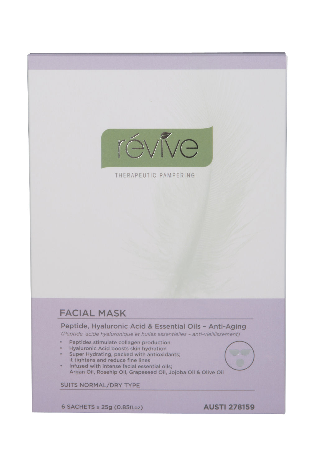 révive Face Mask | Révive Global | Therapeutic Skincare Products