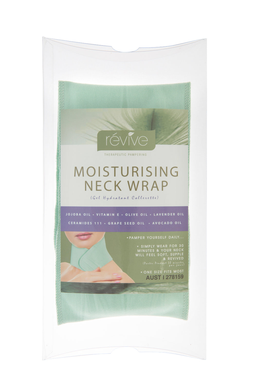 révive Neck Wrap | Révive Global | Therapeutic Skincare Products