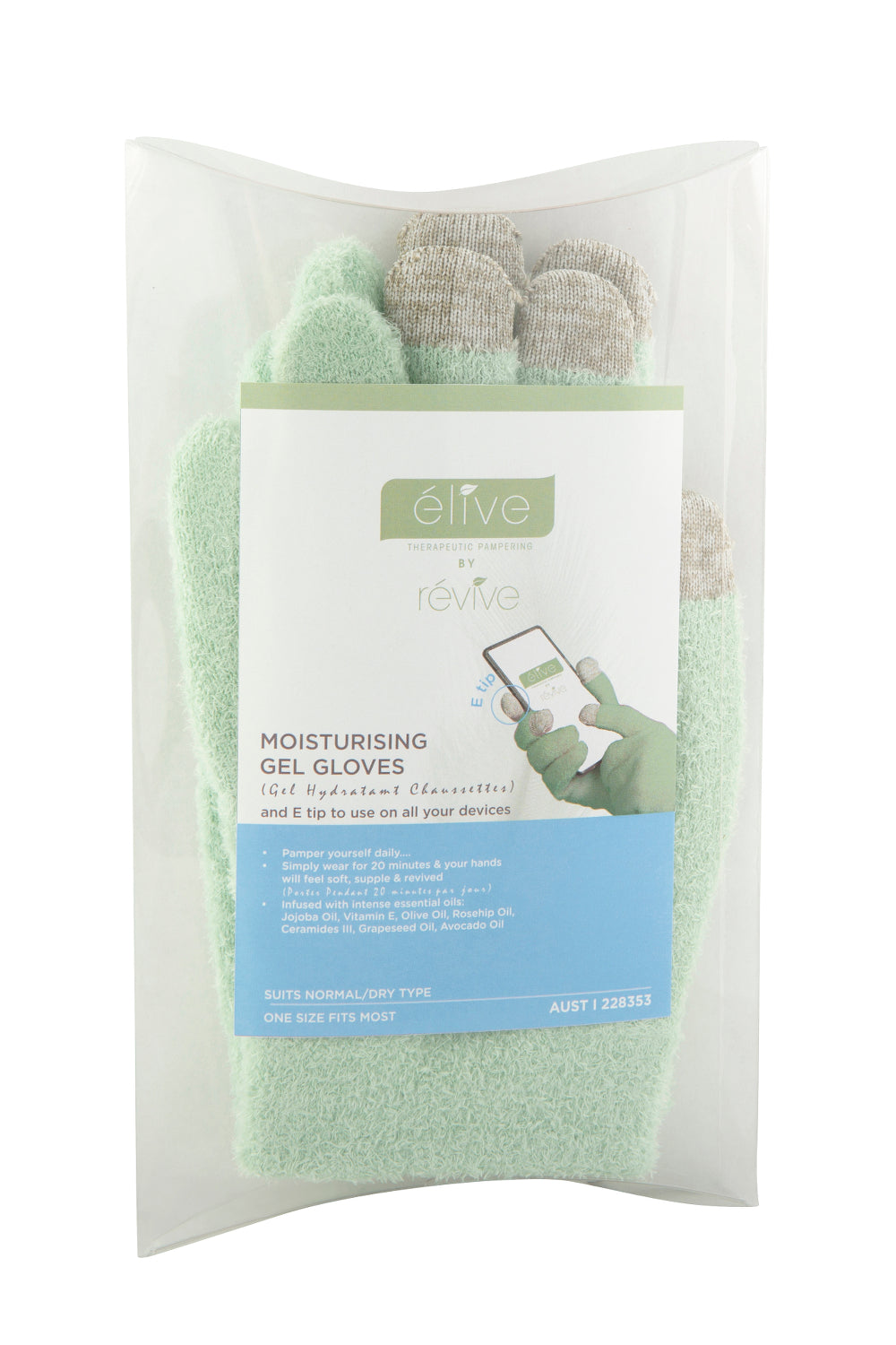 élive by révive Gel eGloves | Révive Global | Therapeutic Skincare Products
