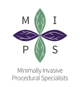 Minimally Invasive Procedural Specialists Medical Branding and Logo Design