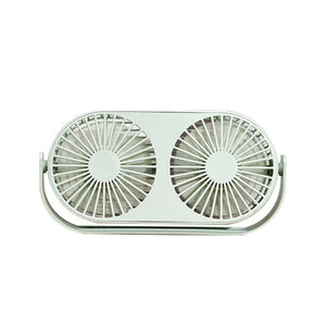 Desktop Double Leaf Usb Mini Fan