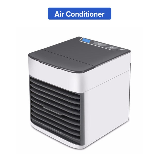Portable Air Conditioner USB Fan Cooler