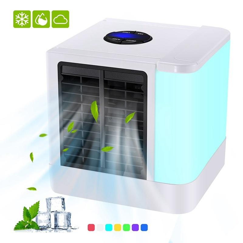 Portable Personal Space Air Cooler & Humidifier