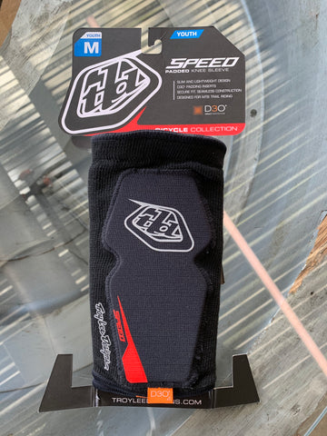 Troy Lee Designs Youth Speed Knee Sleeves