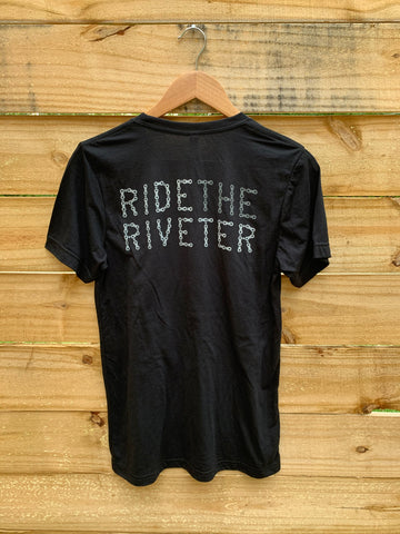 Ride the Riveter Tee