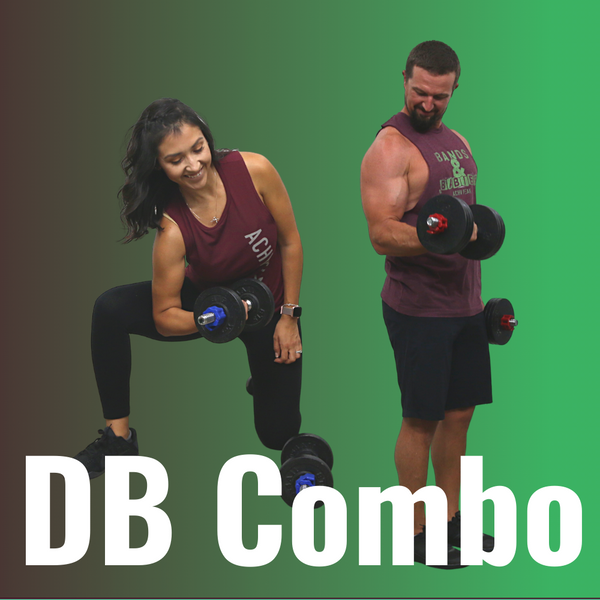 DB Combo: 12-Week Dumbbell Workout Program