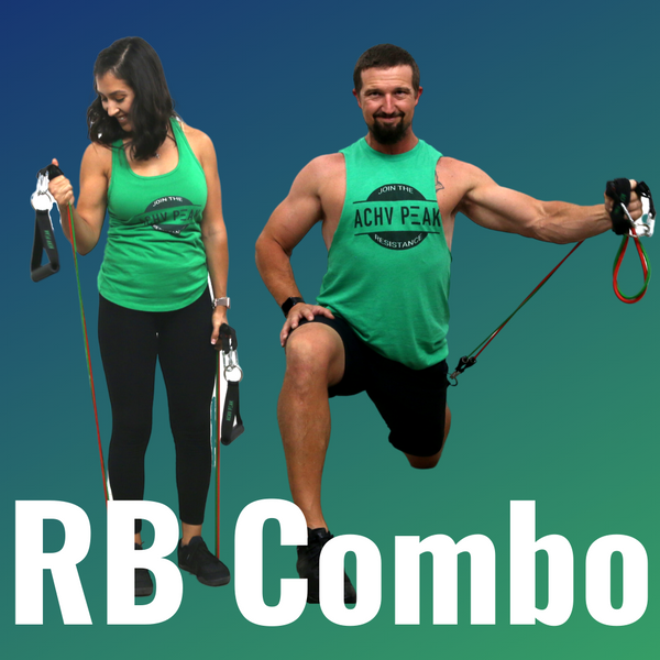 RB Combo: 12-Week Resistance Band Program