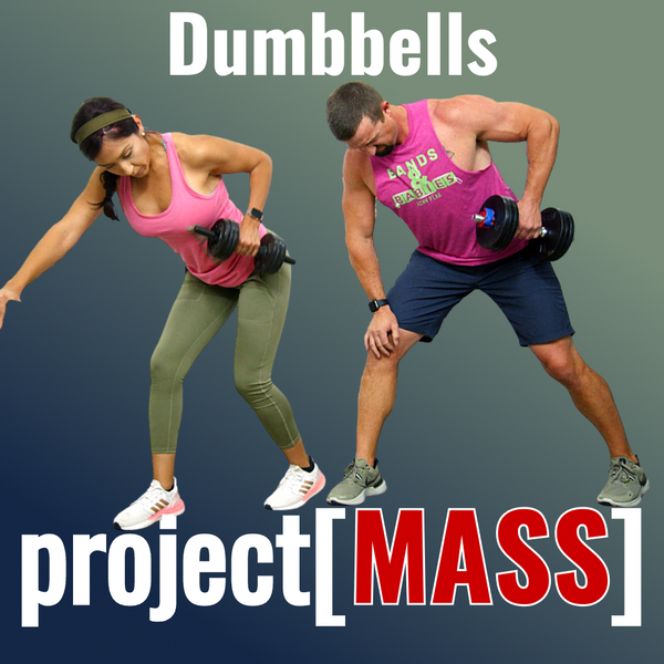 Project[MASS] - Dumbbell Program