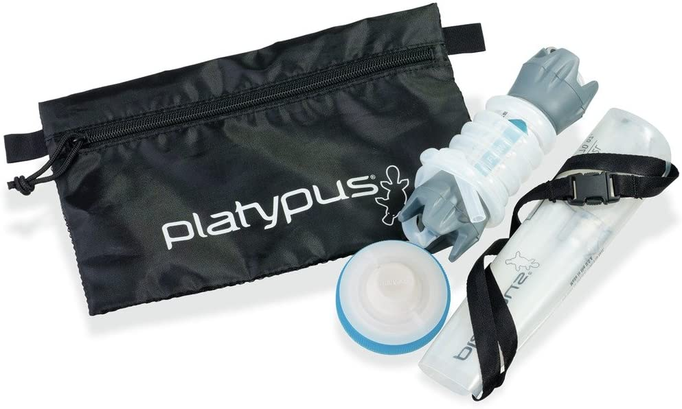 Water Filters & Purifiers: Platypus GravityWorks 2L System Bottle Kit