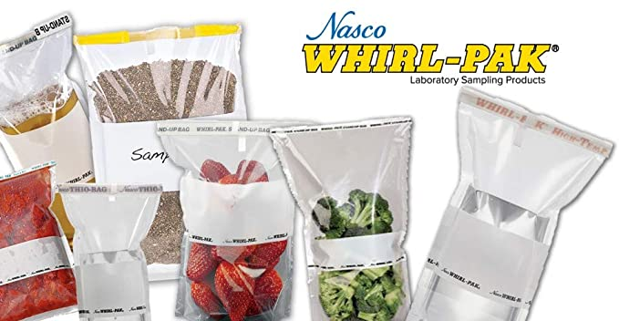 Water Bags & Bottles: Whirl-Pak 1L Stand-up Bags