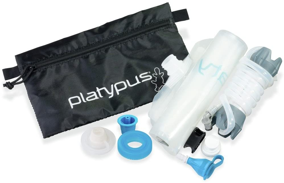 Water Filters & Purifiers: Platypus GravityWorks  2L Complete Water Filter Kit