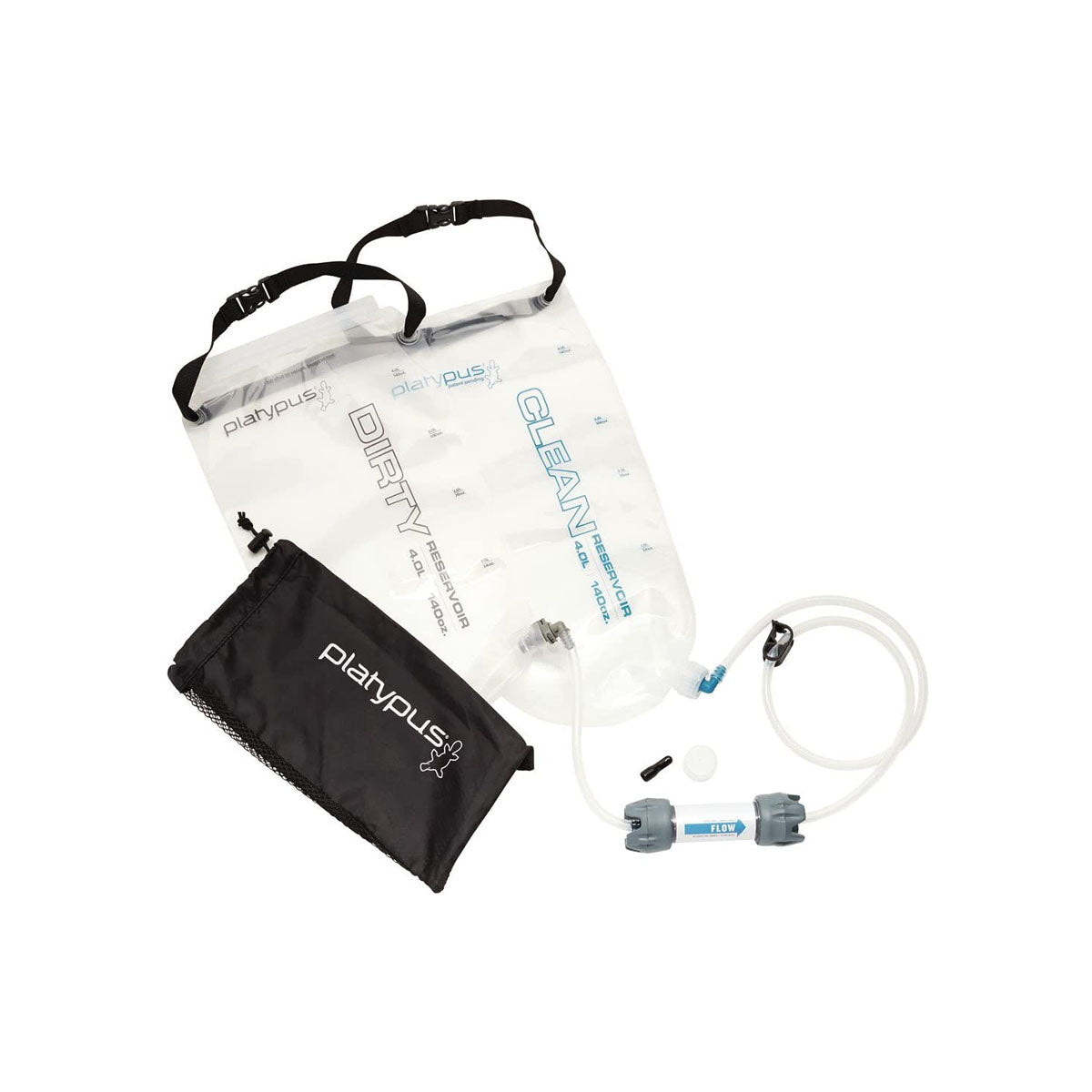 Water Filters & Purifiers: Platypus GravityWorks 4L Complete Water Filter Kit