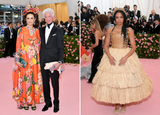 The Best Sustainable Style at the 2019 Met Gala