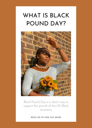 What is Black Pound Day?