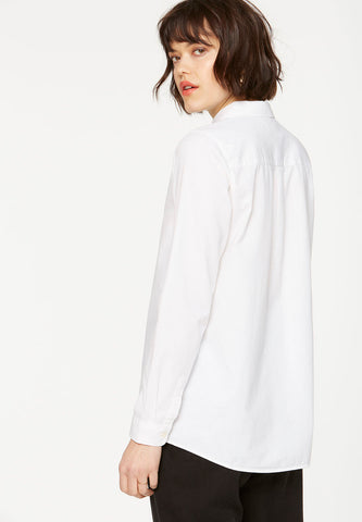 Sera Off-White Shirt-Shirt-Sancho's Dress