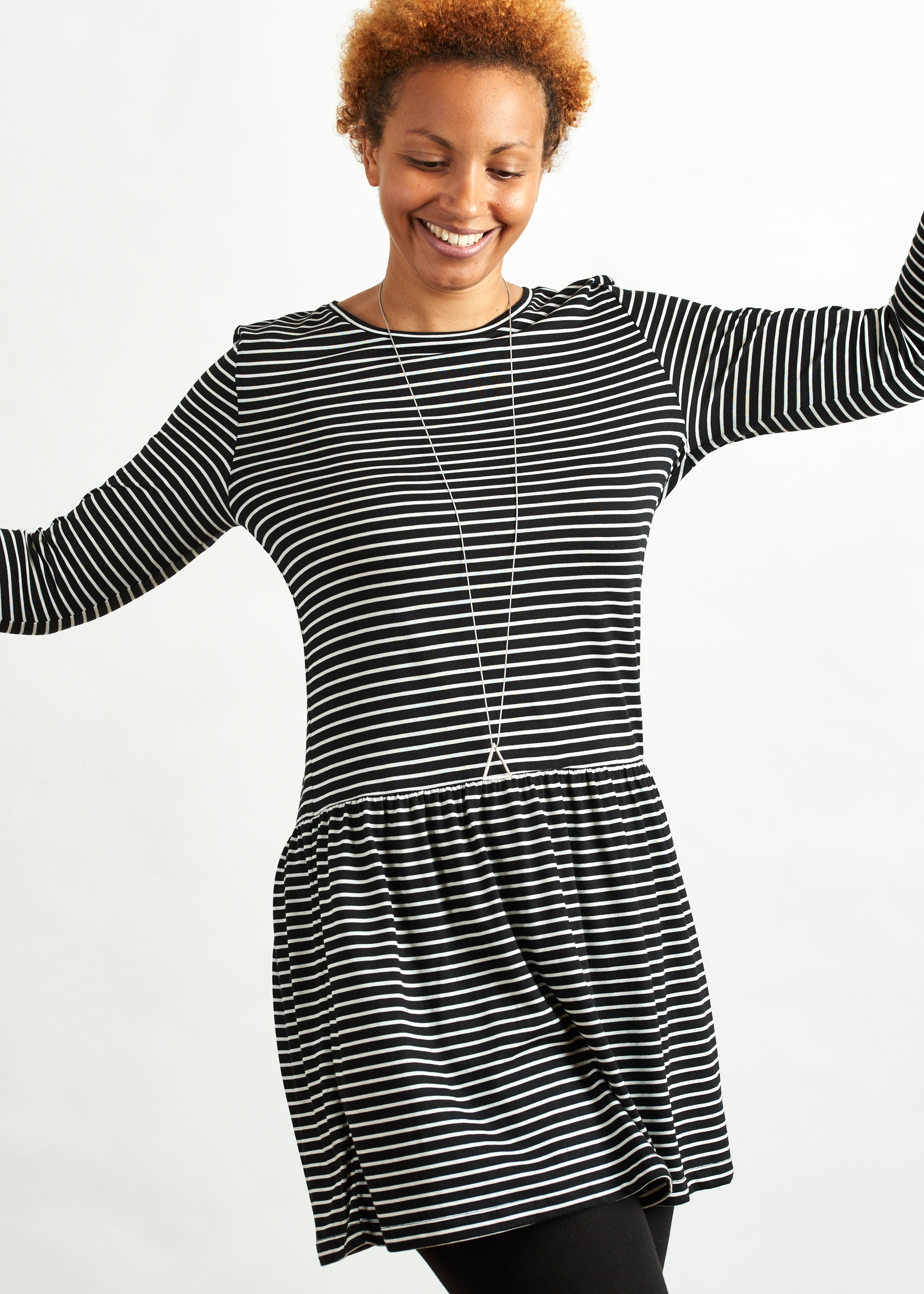 Somaja Stripes-Dress-Sancho's Dress