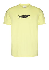 Jaames Big Fish in Limelight Yellow-T-shirt-Sancho's Dress