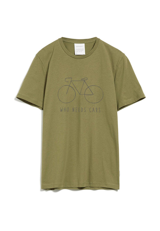 Jaames City Bike In Military Green