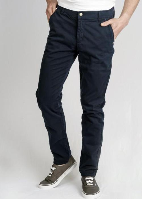 Men's Chino Navy-Jeans-Sancho's Dress