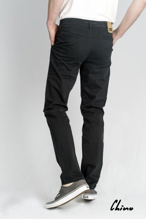 Men's Chino Black-Jeans-Sancho's Dress