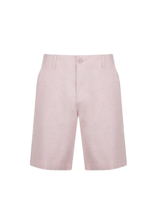 Caddy Linen Shorts-Shorts-Sancho's Dress