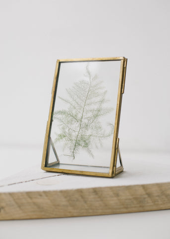 Antique Standing Photoframe-Homeware-Sancho's Dress