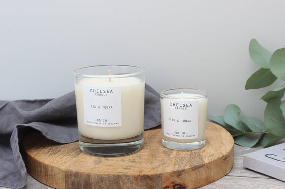 Fig & Tonka Mini Candle-Candles-Sancho's Dress