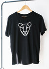 Sancho's Lioness Tee in Black-T-Shirt-Sancho's Dress