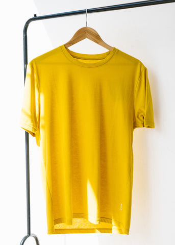 Jaames in Sulphur Yellow-T-shirt-Sancho's Dress