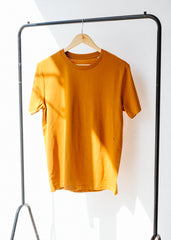 He Creates in Roasted Orange-T-shirt-Sancho's Dress