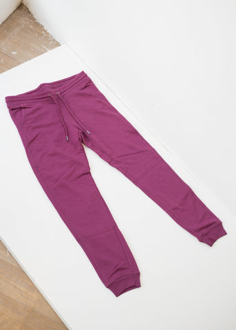 She Traces in Purple LED-Trousers-Sancho's Dress