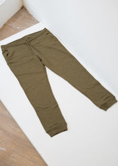 She Traces in British Khaki-Trousers-Sancho's Dress