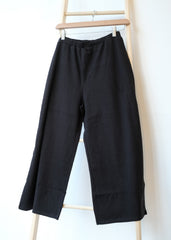 Chandre Trousers in Black-Trousers-Sancho's Dress