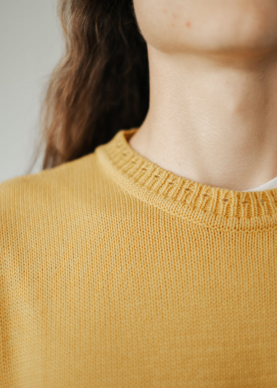 Edmund Jumper in Marigold