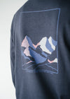 Olaaf Nature in Navy-LS T-shirt-Sancho's Dress