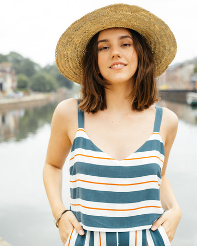 Sancho's Straw Hat-Hat-Sancho's Dress