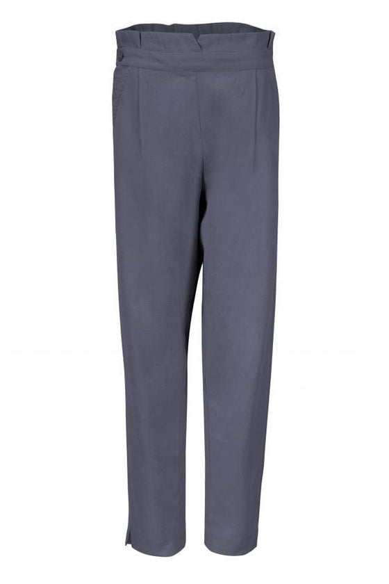Organic Cotton Enaia Pants in Excalibur Grey from Suite 13