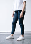 Ingaa High Waist Skinny in Rinse