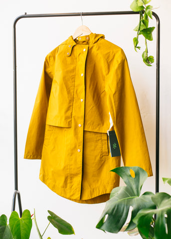 Southbridge Parka in Mustard-Coat-Sancho's Dress